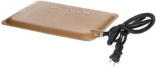 "K&H Pet Products Thermo-Peep Heated Pad Tan 9"" x 12"" 25W"