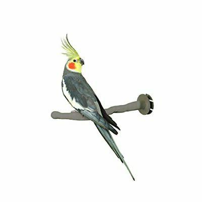 K&H Pet Products Thermo-Perch Heated Bird PerchSmall Gray 1""