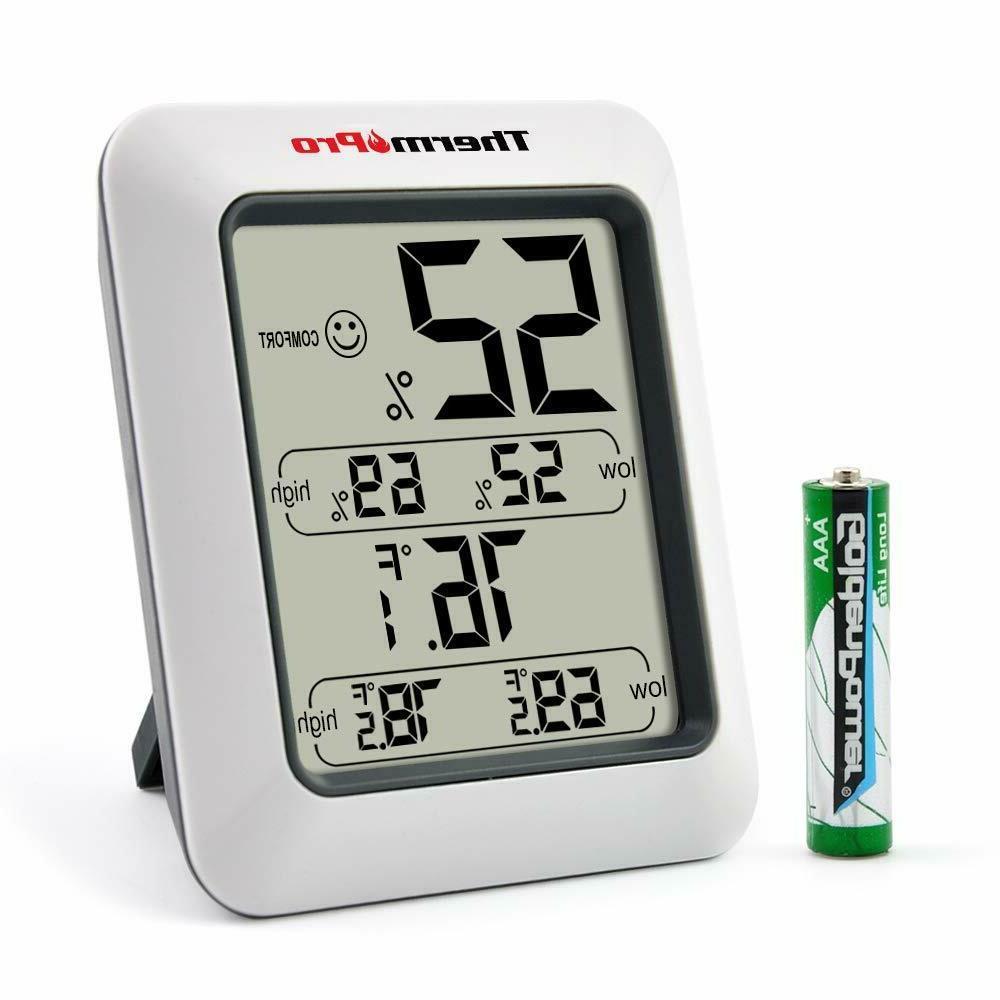 ThermoPro Digital Indoor Humidity
