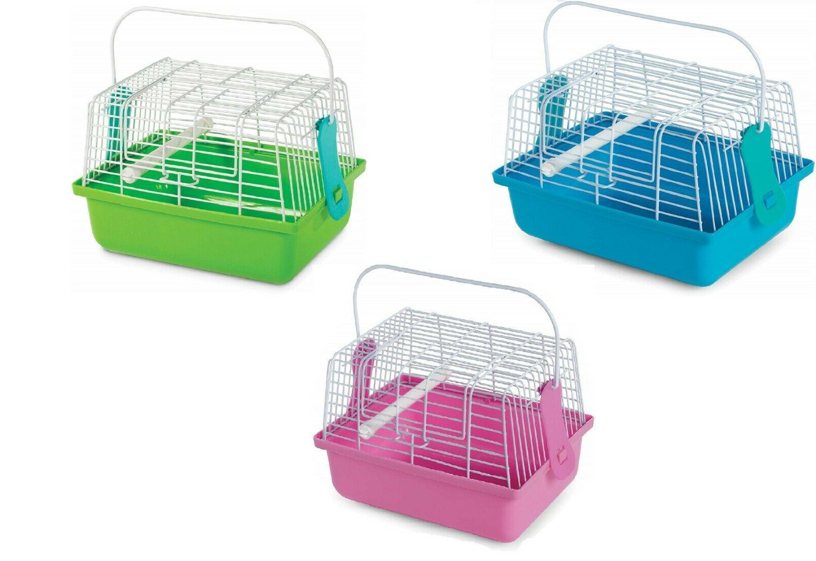 travel cage carrier for birds hedgehog