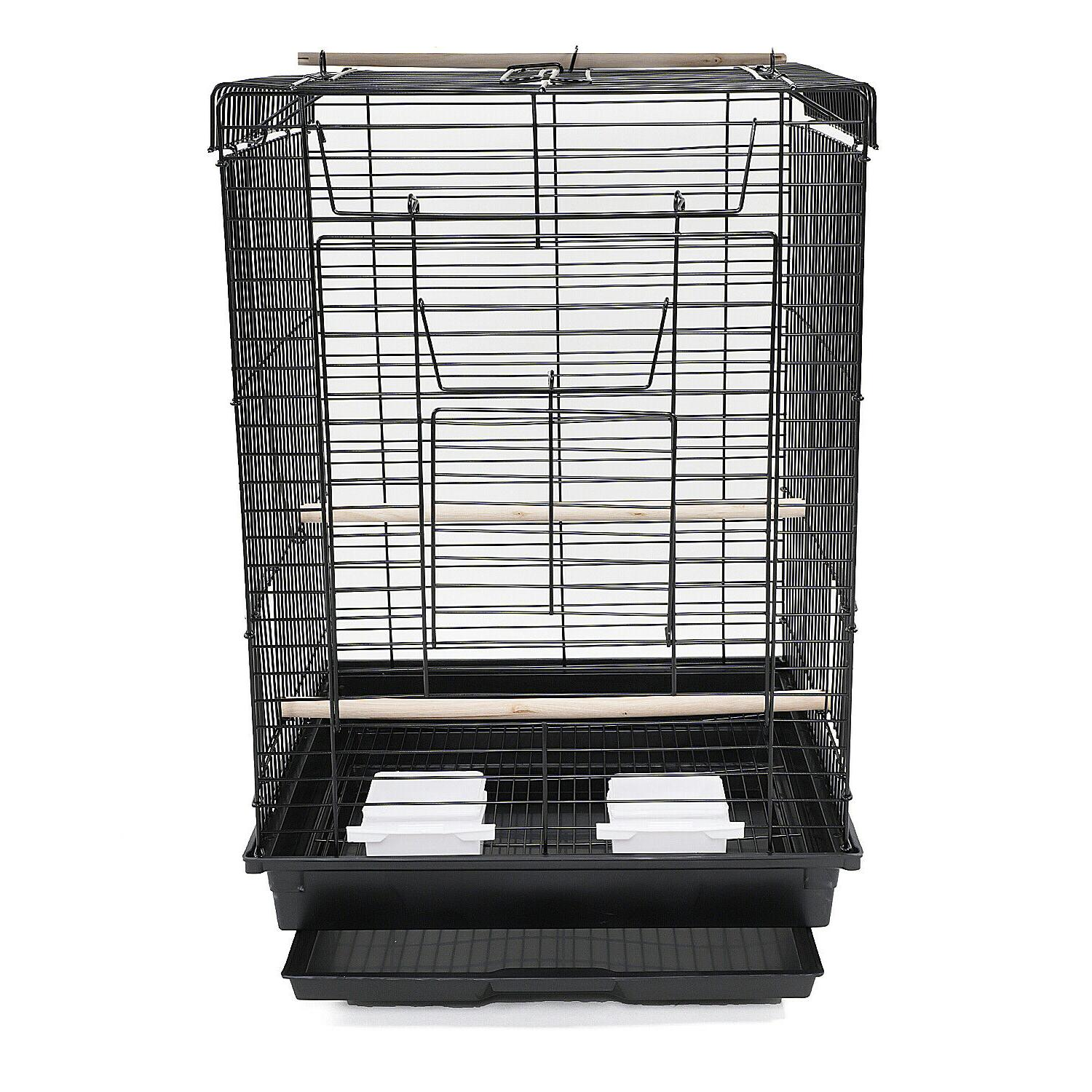 "23"" Supplies Metal Cage Open Play"