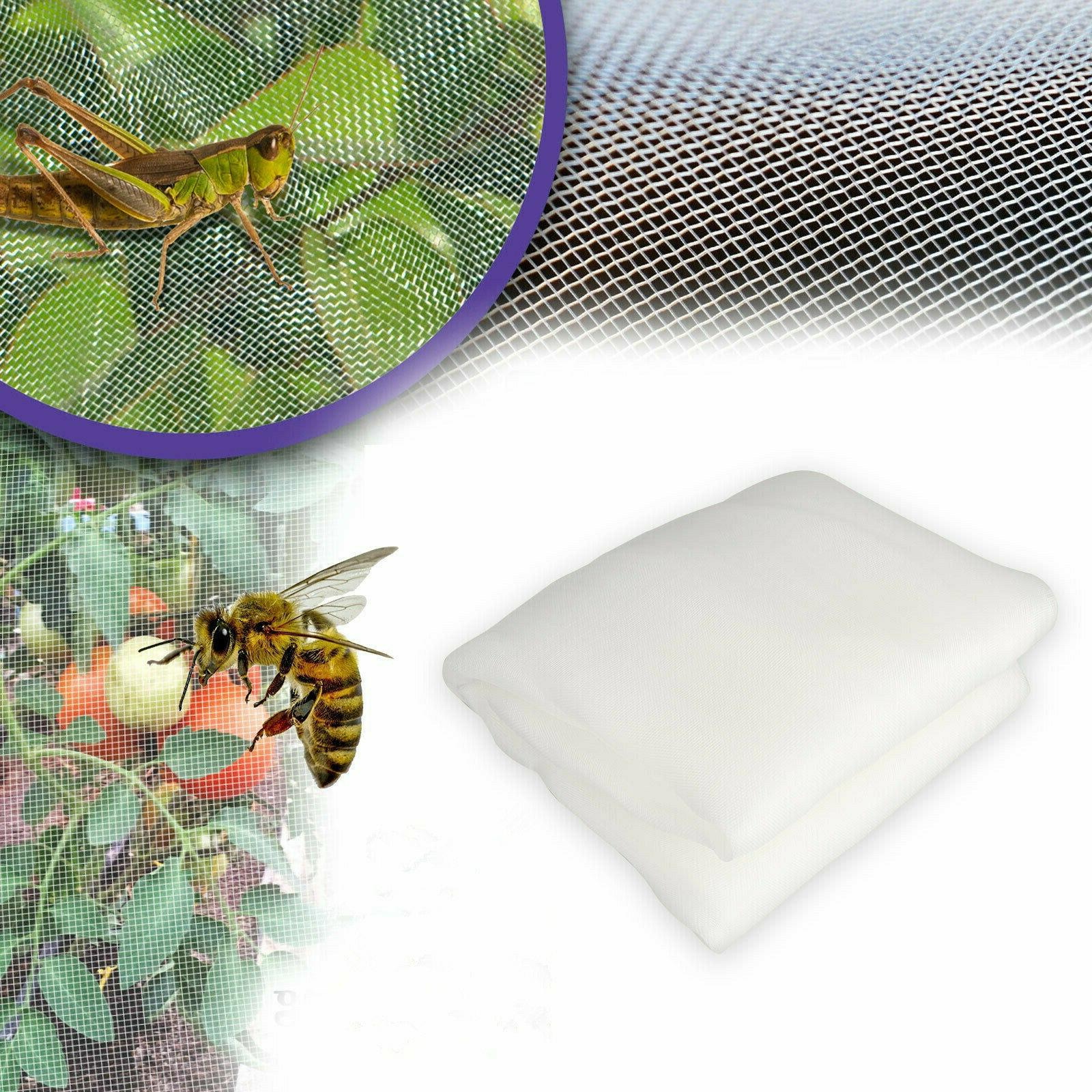 Mosquito Garden Bug Insect Netting Insect Barrier Bird Net P