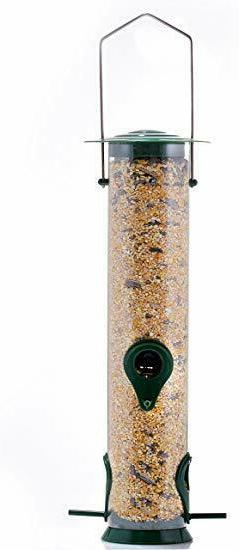 Wild Bird Feeders Vintage Feeder Seed Food Garden Outdoor Wi