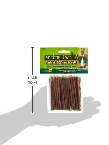 Ware Manufacturing Willow Critters Pretzel Sticks Chew