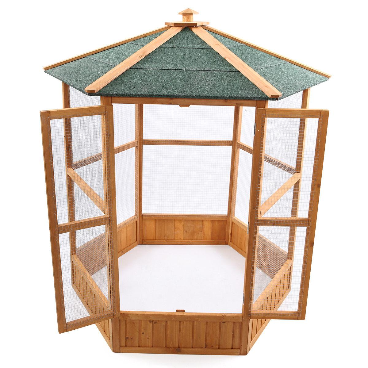 Flight House Cage for Birds Chipmunks