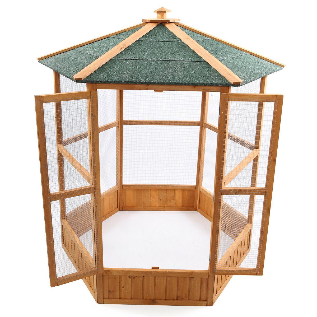 Flight House Cage for Birds Chipmunks