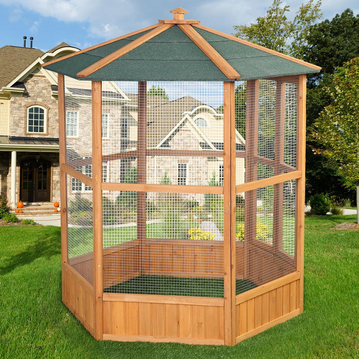"64"" Flight House Cage for Chipmunks"