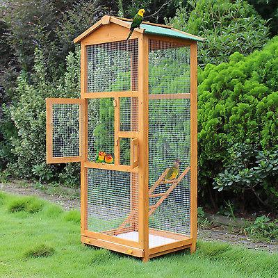 Wooden 65? Pet Play House Ladder Outdoor