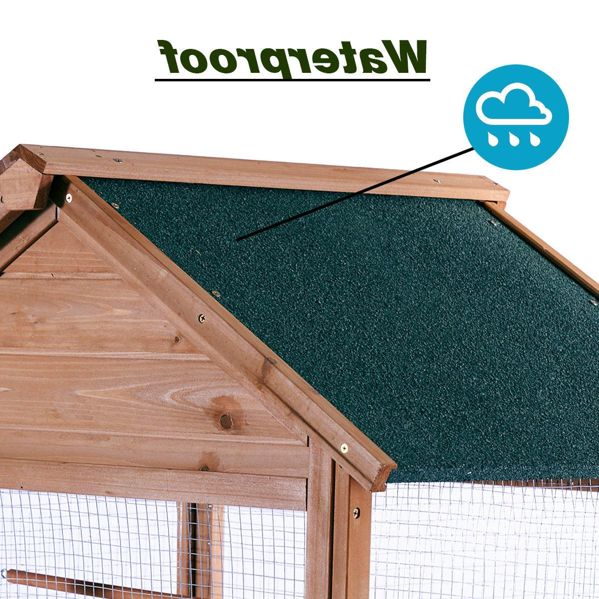 Wooden Play House Pet