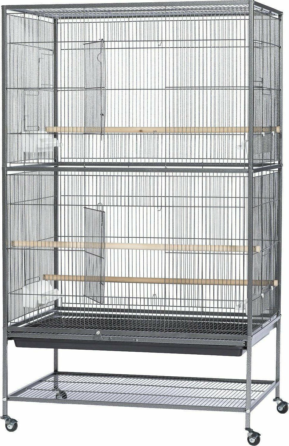 Prevue Pet Iron Small & Birds Flight Cage, Hammert