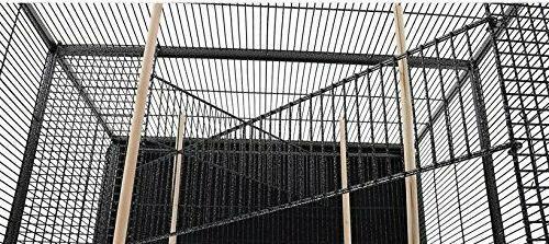 X-Large 5 Chinchilla Sugar Gerbil Critter Bird Cage 676