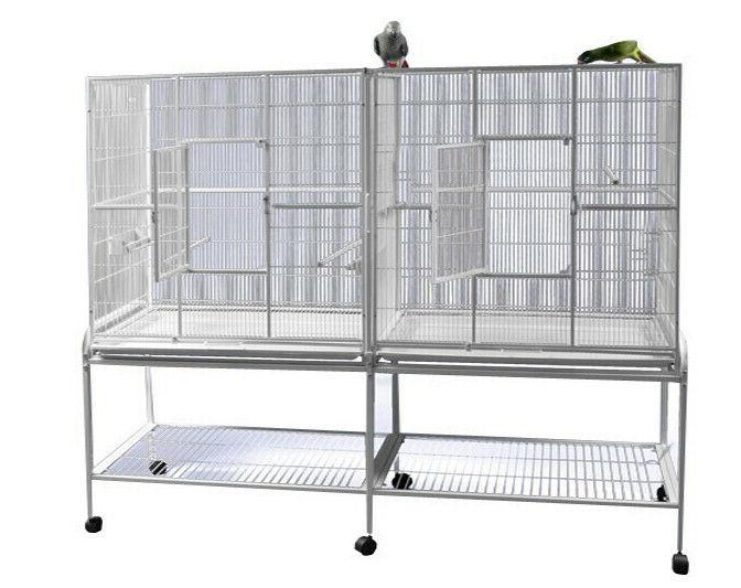 x large 64 double flight breeding canaries