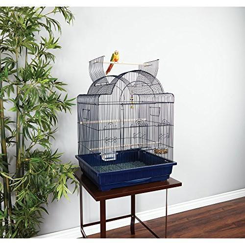 You Me Parrot Open Cage