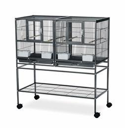 Large Bird Breeding Cage Finches Parrots Canary Aviary Cages