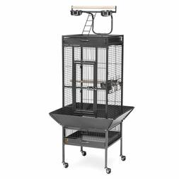 Prevue Pet Products Large  Bird Cage 5171130 BLK Black -