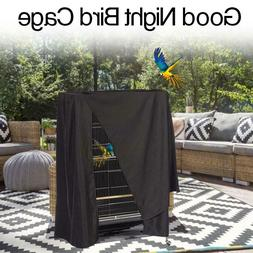 Large Bird Cage Cover Sleep Warm Shade Cloth Cozy Bed Guard