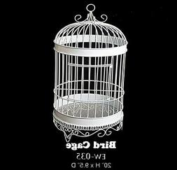 Large Bird Cage Home Garden Wedding Decor Plants Flower Cand