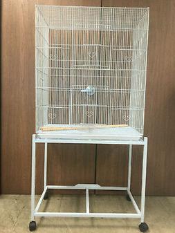Large Breeder Flight Bird Cage Cockatiels Budgies Finches Ca