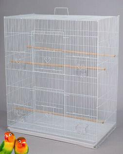 Large Breeding Flight Bird Cage For Parakeets Cockatiels Bud
