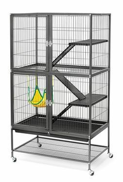Large Ferret Cage Chinchilla Rabbit Hamster Guinea Pig Rat H