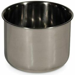 Prevue Large Stainless Steel Replacement Coop Bird Cage Cup