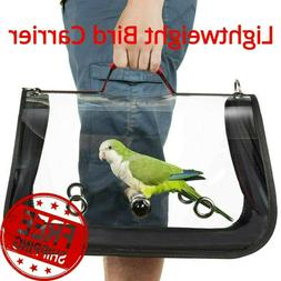 Bird Carrier Lightweight Travel Cage Colorday Portable Breat