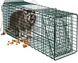 """OxGord Humane Pest and Rodent Control Live Animal Trap - 24"""""""