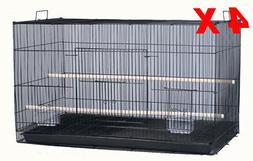 """Lot of 4 Large 30"""" Breeding Aviaries Canaries Budgies Finche"""
