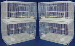 YML Lot of Four Medium Bird Cage Set of 4