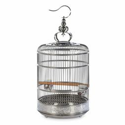 Prevue Pet Products Lotus Stainless Steel Bird Cage