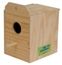 WARE MANUFACTURING INC. - PARAKEET NEST BOX OUTSIDE MOUNT 6.