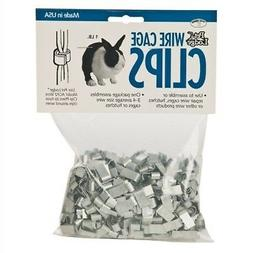 Miller Manufacturing ACC1 Wire Cage Clips, 1-Pound Bag