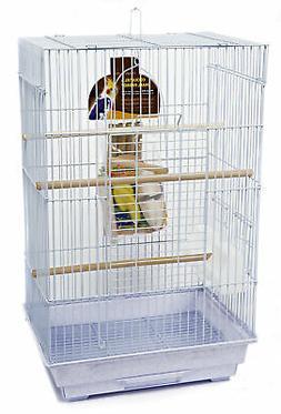Penn Plax Medium Square Bird Starter Kit
