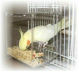 Tidy Seed No-Mess Bird Feeder, Small