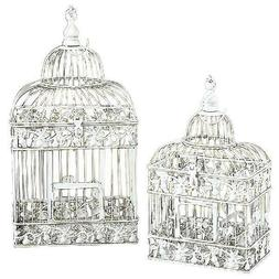 Metal Bird Cage Parakeet Birds Cages,