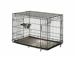 Mid-West Snap'y Fit Stainless Steel Water / Food Bowl 20 oun