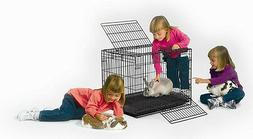 MIDWEST WABBITAT CAGE. RABBIT CAGE. GUINEA PIG CAGE. 25 X 19
