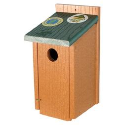 Woodlink NAGGBB Audubon Going Green Bluebird House