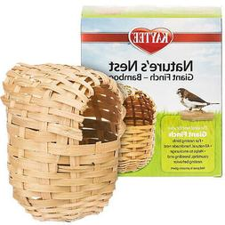 Kaytee Nature's Nest Giant Finch Bamboo Nest