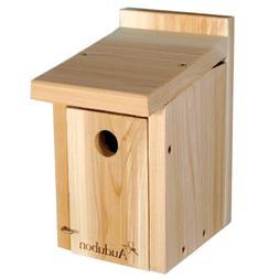Woodlink NAWRCH Audubon Cedar Wren and Chickadee House