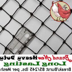 Netting Poultry Plant Bird Aviary Fruit Garden Protection Ne