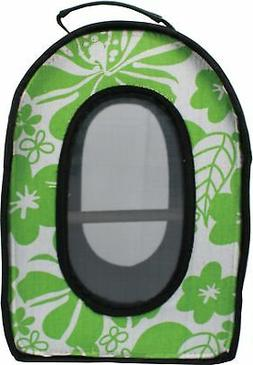 New A&E CAGE COMPANY 001375 Green Happy Beaks Soft Sided Bir