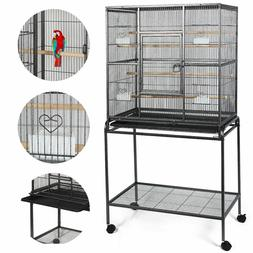 New Bird Parrot Cage Chinchilla Cockatiel Conure Large Overa