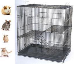 "20"" 3-Floors Dwarf Hamster Gerbil Rodent Rat Mice Degu Critt"