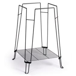 "NEW Prevue Hendryx Clean Life Cage Stand 28"" 18'x18"" Black B"