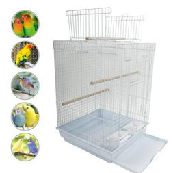 "New House Bird Cage Small Parrot 16""L x 16""W x 23""H Cockatie"
