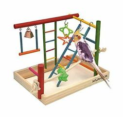 NEW Pen-Plax Bird Activity Center, Large FREE2DAYSHIP TAXFRE