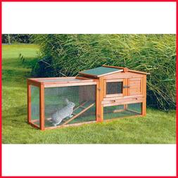 Trixie Rabbit Hutch with Outdoor Run, Cage