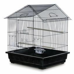 Prevue Pet Products Offset Roof Parakeet Cage