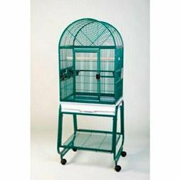 HQ Open Dometop Birdcage with Stand